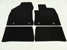 Lexus CT200H 2011-2014. Fully Tailored Deluxe Car Mats in Black