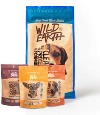 High-Protein Formula Dry Dog Food Healthy Vegan Treats Sensitive Stomach Support