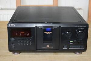 Sony CDP-CX355 Mega Storage CD Player 300-Disc Changer - SERVICED