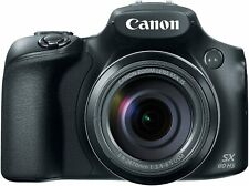 Canon PowerShot SX60 HS 16.1MP Digital Camera - 9543B001 - VG - Please Read