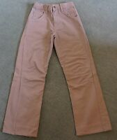 Next - beige jeans style trousers - aged 9 years