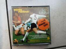 """König Fußball -Super 8mm Film,60 m,color Ton """" Lektion 10 """"Abwehrspiel  """""""
