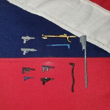Vintage Star Wars Action Figures REPRODUCTION WEAPONS Blaster Gun Yak Face Staff