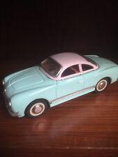 VW VOLKSWAGEN KARMANN GHIA  Tin Friction Car