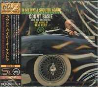 COUNT BASIE & HIS ORCHESTRA-ON MY WAY & SHOUTIN' AGAIN !-JAPAN SHM-CD Ltd/Ed C94