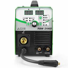 Mig Welder Mig210 Welding Machine Gas Gasless 110220v Flux Core Lift Tig Stick