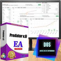 EA forex Predator v.6 reliable and profitable for MT4