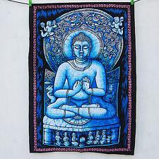 "Religious Printed Small Tapestry BUDDA JAIN Home Decor Art Wall Hanging 30x40"""