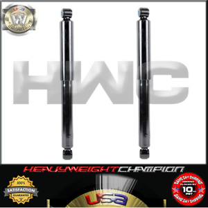 NEW PAIR REAR L+R STRUT SHOCK ABSORBER BUICK CHEVY CHR DODGE FORD GMC INTL JEEP