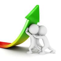 Webseiten Besucher - Absprungsrate verbessern - Traffic Werbung - Ranking Pusher