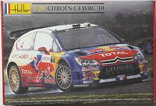 Heller - Citroen C4 WRC ´10 1:24 Bausatz / Kit Neu/OVP