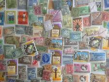 25 Different Zanzibar Stamp Collection