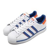 Hommes Adidas Superstar 1 Baskets Blanc Orange Baskets | eBay