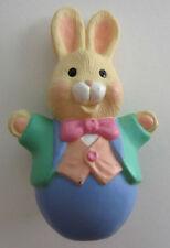 Hallmark Merry Miniatures 1994 Easter Bunny Rabbit In A Suit