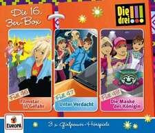 3CDs * DIE DREI !!! (AUSRUFEZEICHEN) - Box 16 - Folge 46 - 48 # NEU OVP =