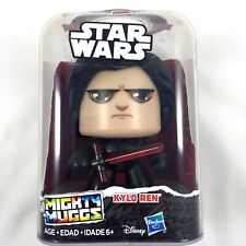 Star Wars Kylo Ren Mighty Muggs 3 Face Expression Figure Hasbro NEW