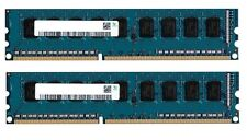 2x 2gb 4gb ECC ddr2 800 ram Mémoire HP proliant ml110 g5-pc2-6400e udimm