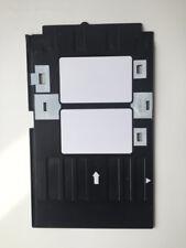 Inkjet PVC ID Card Tray Epson L800 L801 L805 R260 R265 R270 R280 R290 R380 R390