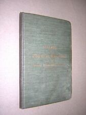 SYLLABUS OF PHYSICAL EXERCISES IN SCHOOLS. 1904 1st EDITION HARDBACK ILLUSTRATED