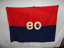 flag268 US Army 80th Infantry Division Flag Pre 1943 WW 2 style