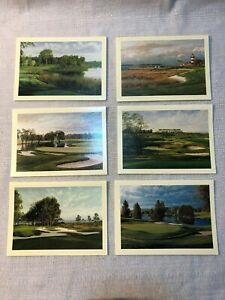 Linda Hartough The Lake And Seaside Collection 12 Note Cards & Envelopes Card