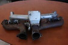 Mercedes W187 PONTON 220 S Intake & Exhaust Manifold,6 cylinders, Petrol
