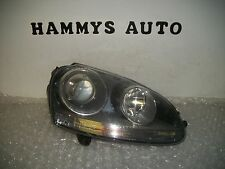 VW GOLF GTI R32 RABBIT RH XENON HEADLIGHT 06 07 08 09 2006 2007 2008 2009  NICE