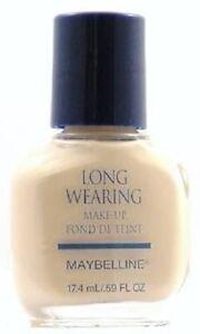 Maybelline Long Wearing Makeup - Ivory - MINI