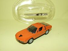 ALFA ROMEO MONTREAL Orange NOREV sous coque 1:43
