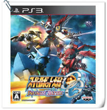 PS3 Super Robot Taisen OG Infinite Battle SONY Bandai Namco Simulation Games