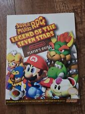 Super Mario RPG Official Nintendo Power Player's Guide book - Great Condition!
