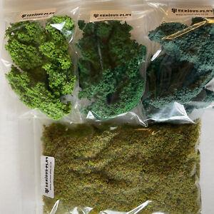 Foliage, Lichen + Undergrowth