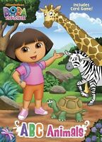 ABC ANIMALS - C&A W/ by Golden Books