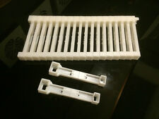 "Bee frame plastic ends Medium Super 6 1/4"" 20 pc. Made in U.S.A."