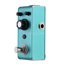 Rowin Blue Fuzz Pedal Mini Portable Guitar Effect Pedal M4G1