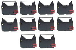 10 x Farbband für Brother AX10 AX15 AX110 AX210 AX310 AX410 Gr. 153C correctable