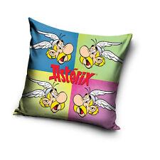 NEW ASTERIX cushion cover 40x40cm 100% COTTON 03 colour