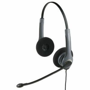 Jabra GN2000 Binaural Flexboom Noise Cancelling Headset 2009-820-104