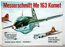 Messerschmitt Me 163 Komet - Mano Ziegler