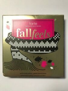 TARTE FALL FEELS EYESHADOW PALETTE (NIB/Full Size/Authentic!!!!)