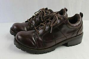 AIRWALK womens casual or dress low heel round toe shoe size 10 medium brown