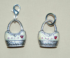 custom attachment Free Shipping ! New, cute, Brighton handbag/purse charm with