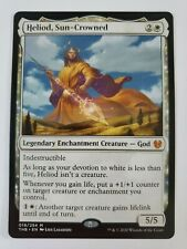 2020 Magic the Gathering - Theros Beyond Death #18 - HELIOD SUN-CROWNED -
