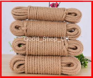 natural jute hessian rope