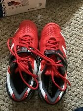 men's a babolat tennis shoes size 11 preowned