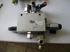 Hydac 3634414 Wegeventil Regelventil Hydraulikventil Block Holzspalter 3663111 g