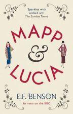 Mapp and Lucia (Hesperus Classics), New, E. F. Benson Book
