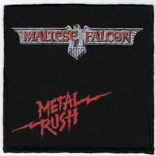 MALTESE FALCON PATCH / SPEED-THRASH-BLACK-DEATH METAL