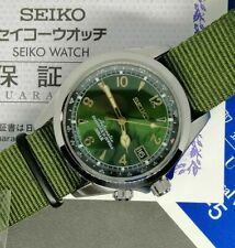 Pre-Loved Seiko Alpinist Men's Automatic Watch SARB017