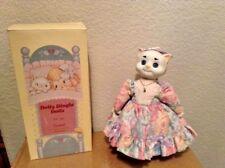 "Vintage 1993 Goebel 8.5"" Le Porcelain Dolly Dingle Doll by Bette Ball"